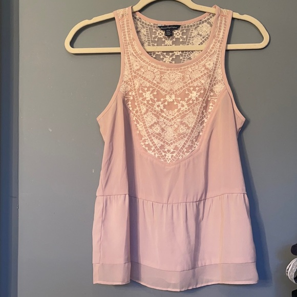 American Eagle Lacey Tank